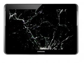 Galaxy Tab 2 10.1 scherm reparatie Image