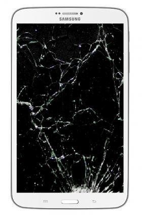 Galaxy Tab 3 8.0 scherm reparatie Image