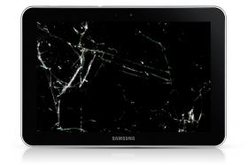 Galaxy Tab 8.9 scherm reparatie Image