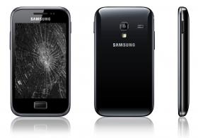 Galaxy Ace+ scherm reparatie