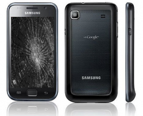 Galaxy S1 scherm reparatie