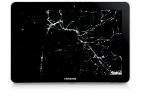 Galaxy Tab 10.1 scherm reparatie