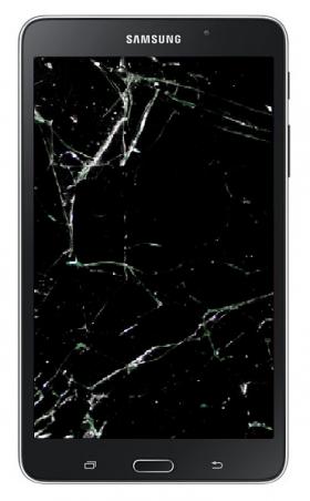 Galaxy Tab 4 7.0 scherm reparatie