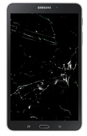 Galaxy Tab 4 8.0 scherm reparatie