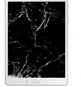 Galaxy Tab A 9.7 scherm reparatie