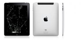 iPad 3 & 4 scherm reparatie