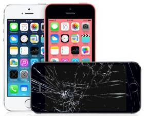 iPhone 5C scherm reparatie