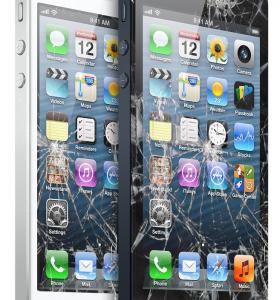 iPhone 5S scherm reparatie